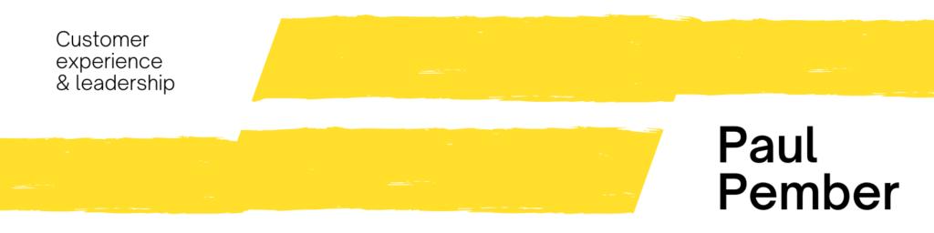 Yellow and Black Global Response Engineer LinkedIn Banner
